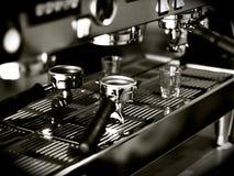 Tiros del café express Fotografía de archivo