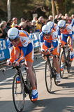 Tirreno Adriatica 2011 Royalty Free Stock Photography