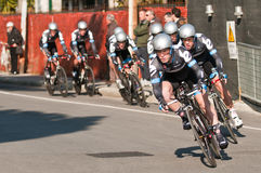 Tirreno Adriatica 2011 Royalty Free Stock Images