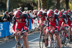 Tirreno Adriatica 2011 Stock Photo