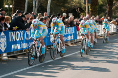 Tirreno Adriatica 2011 Images stock