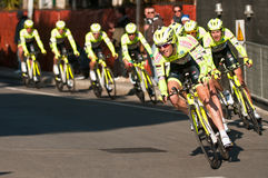 Tirreno Adriatica 2011 Royalty Free Stock Photo