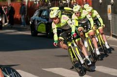 Tirreno Adriatica 2011 Stock Image