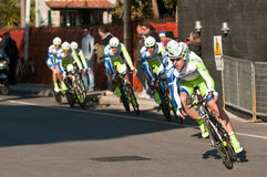 Tirreno Adriatica 2011 Royalty Free Stock Photos