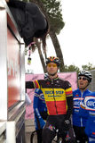 Tirreno Adriatico Royalty Free Stock Image