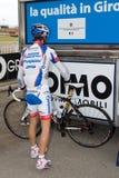 Tirreno Adriatico Fotografia Stock
