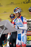 Tirreno Adriatico Photos stock