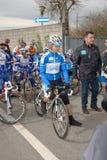 Tirreno Adriatico Photos libres de droits