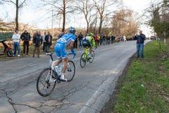 Tirreno Adriatico 2012, seconda tappa Fotografia Stock