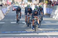 Tirreno Adriatico, first stage Royalty Free Stock Photography