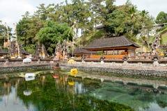 Tirta Empul świątynia, Bali 3 Obrazy Royalty Free