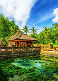 Tirta Empul Temple Royalty Free Stock Image
