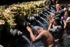 Tirta Empul Temple, Bali, Indonesia Stock Image