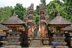 Tirta Empul Temple, Bali, Indonesia Royalty Free Stock Photography