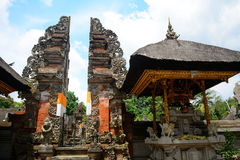 Tirta Empul Temple, Bali, Indonesia Royalty Free Stock Images