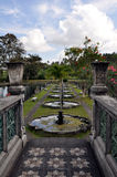 Tirta Ganga baths. Bali, Indonesia, Imperial swimming baths. asia Royalty Free Stock Photo