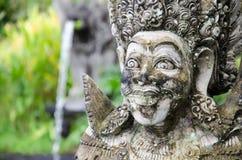 Tirta Gangga rzeźba bali Zdjęcia Stock