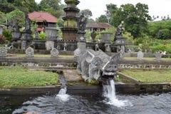 Tirta Gangga Stock Photo