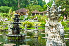Tirtagangga Statue Stock Image