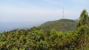Tirumala-Hügel Lizenzfreie Stockfotos
