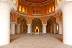 Tirumalai Nayak Palace. Madurai, Royalty Free Stock Photography