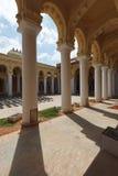 Tirumalai Nayak Palace. Madurai, Stock Image