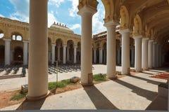 Tirumalai Nayak Palace. Madurai, Royalty Free Stock Photos