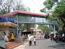 Tirupati Campus. Campus view of Tirupati. It is one of the best mythological and holistic places among all Hindu temples Stock Image