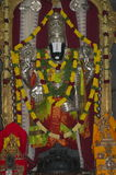 Tirupati-Lord Venkatesh an Icon of prosperity Royalty Free Stock Image