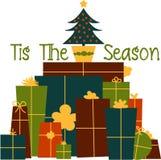Tis The Season Stock Photo