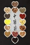 Tisanes de Chine Photographie stock