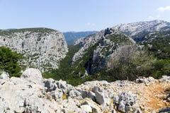 Tiscali in Sardinia Stock Photo