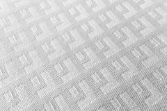 Tischdecke, abstraktes Muster Lizenzfreies Stockfoto