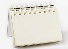 Tischkalender Lizenzfreie Stockfotografie