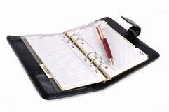 Tischkalender Stockfotografie