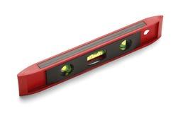 Rotes Planierer-Werkzeug Lizenzfreie Stockbilder