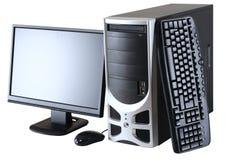Tischrechner Stockbild