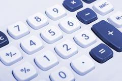 Tischrechner stockfotografie
