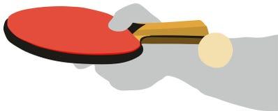 Tischtennis-Sport Lizenzfreies Stockbild