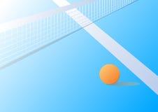 Tischtennishintergrund Stockbild