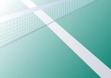 Tischtennishintergrund Lizenzfreie Stockfotografie
