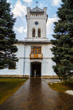 Tismana kloster, Rumänien Royaltyfria Foton