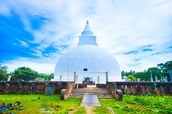 Tissa Dagabo - Шри-Ланка Стоковые Фото