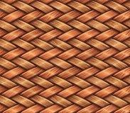 Tissage en bois Photo stock
