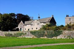Tissington Hall. Royalty Free Stock Photography