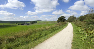 Tissington trail Royalty Free Stock Images