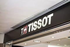 TISSOT Fotografering för Bildbyråer