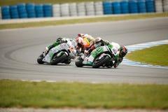 2014 Tissot Australian Motorcycle Grand Prix Stock Image