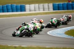 2014 Tissot Australijski motocykl Uroczysty Prix Obrazy Royalty Free
