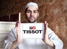 Tissot logo Royalty Free Stock Images